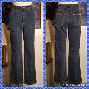 Calvin Klein Jeans Dark Wash Bootcut Size 6